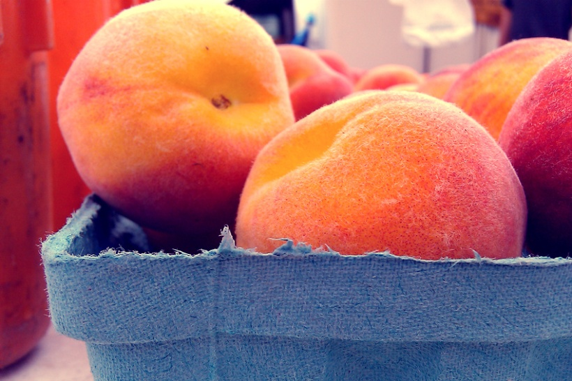 Petworth Market Peaches