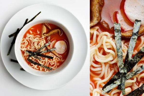 Tomato ramen recipe, washington post tomato contest
