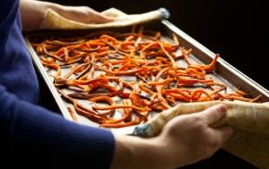 DC sweet potato fries recipe, Petworth Market