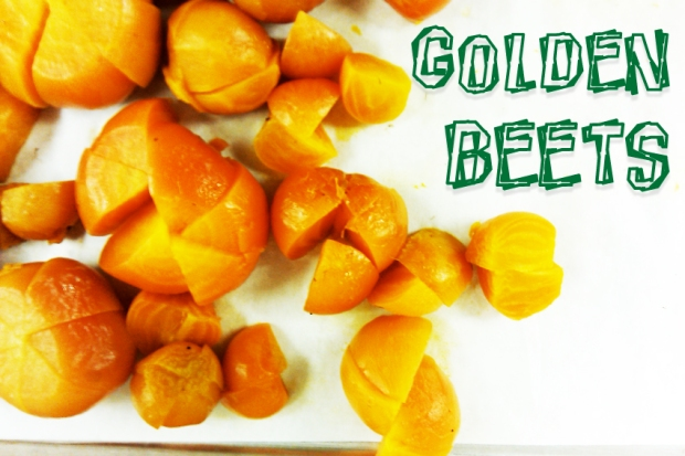 golden beets, petworth community market