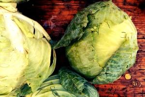 Cabbage, Petworth Market