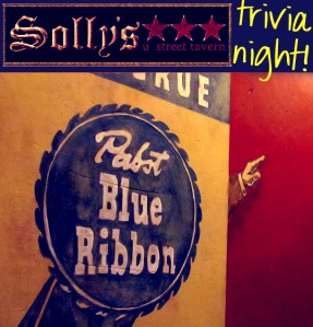 Solly's trivia night, Petworth Market