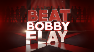 Beat Bobby Flay logo, Petworth Market