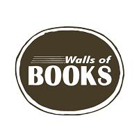 WallsOfBooks_RoundLogo_Cedar_Frame